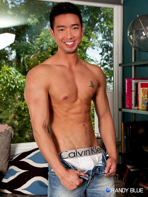 randy_blue_porter_trevor8 Asian Muscle Stud Gets Fucked up the Ass For the First Time