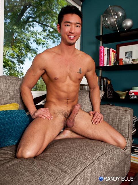 randy blue porter trevor9 Asian Muscle Stud Gets Fucked up the Ass For the First Time
