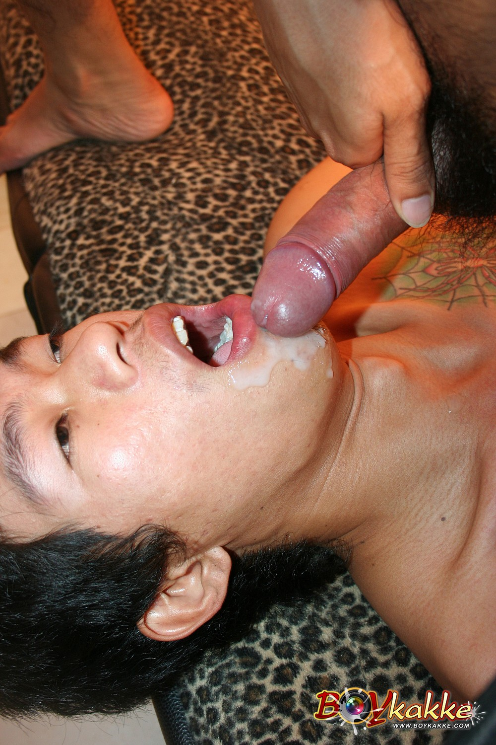 Boykakke-Big-Cum-Neck-Fongenee-Nut-Lakdee17 Amateur Asian Twinks Fuck and Eat Each Others Cum
