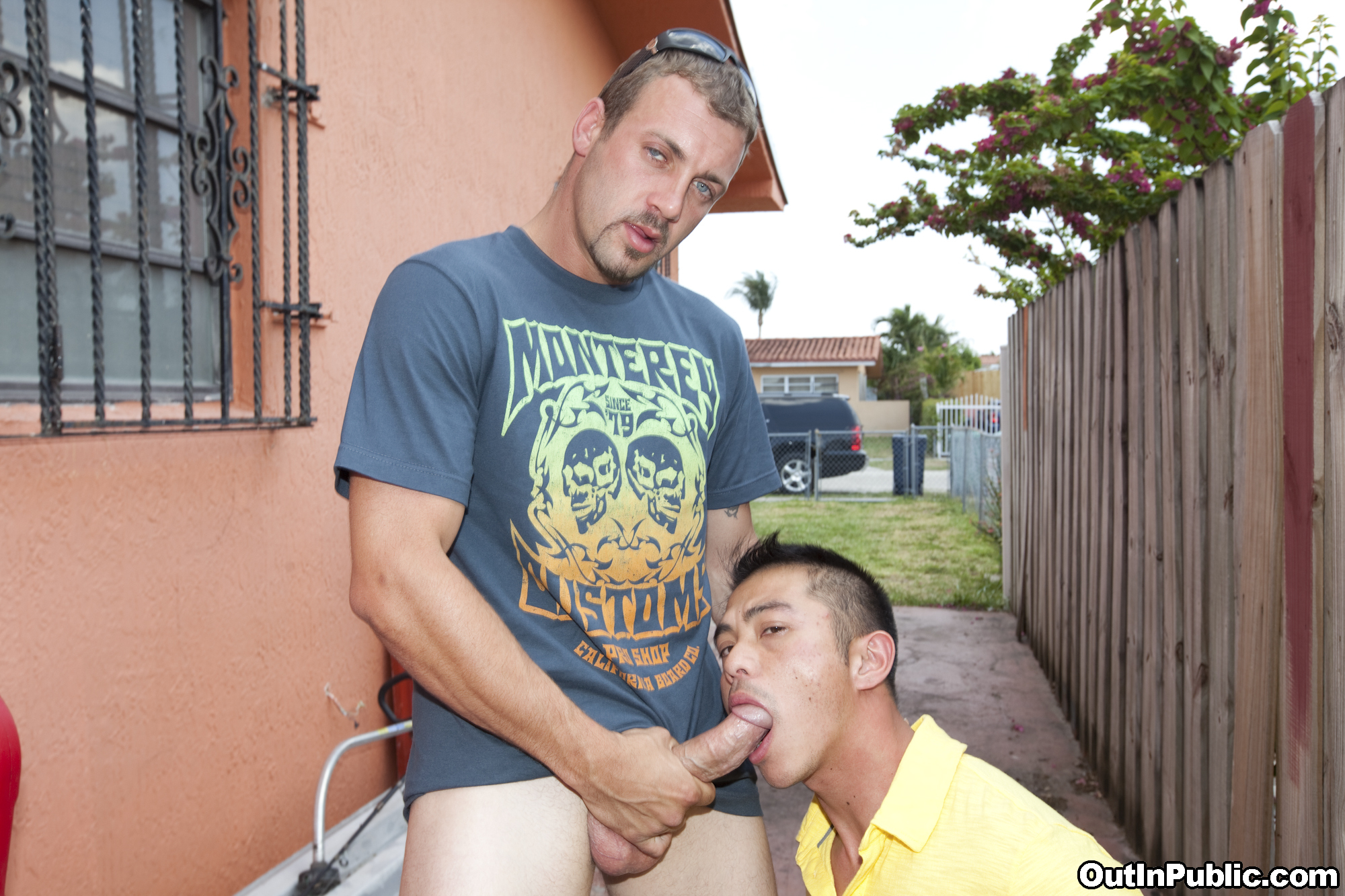 Out-In-Public-Cum-On-Sum-Yung-Guy-Asian-Cock-07 Amateur Asian Stud Gets Fucked in Public by a Hung White Bi Guy