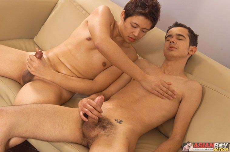 Asian Boy Nation Scott Tsu and Lucas James Asian Gets Fucked By A big white cock Amateur Gay Porn 14 Asian Boy Gets Fucked For The First Time By A Big White Cock
