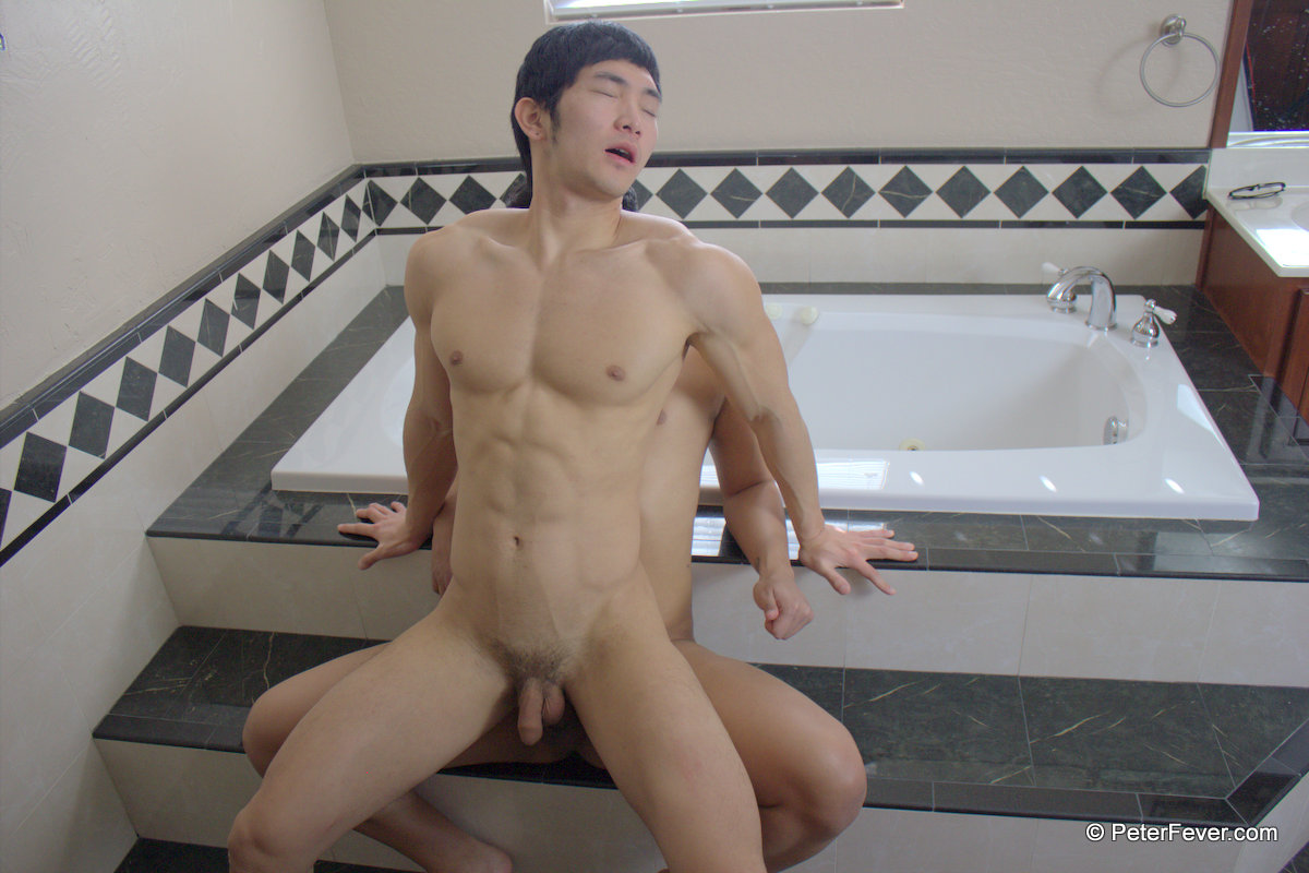 Peter Fever Eric East and Dick Santorum Muscle Asian Guy Getting Fucked Amateur Gay Porn 16 The Asiancy   Muscle Asian Eric East Gets Fucked By The Golf Instructor
