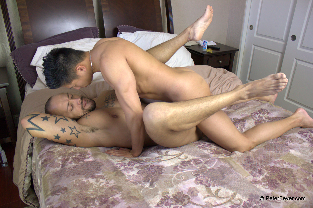 Peter Fever Jessie Lee and Jordano Latino and Asian fucking Amateur Gay Porn 15 Amateur Muscle Asian Hunk Fucks A Hot Latino Stud Hard