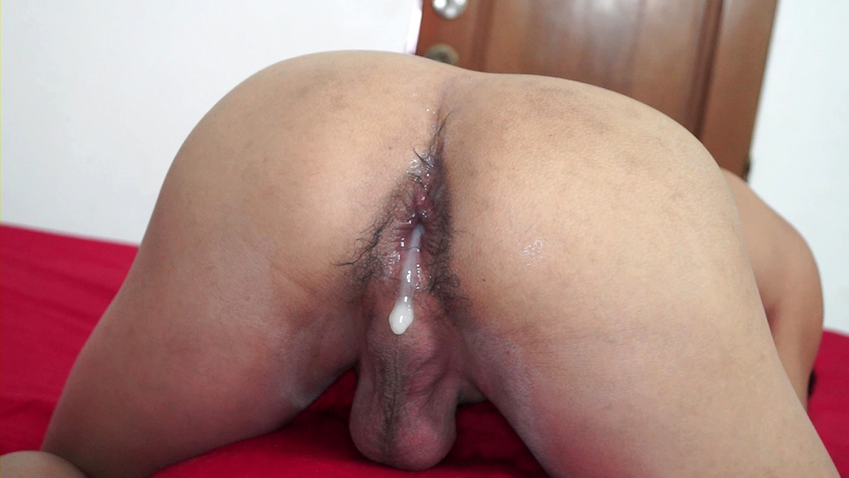 Gay Cum My Ass