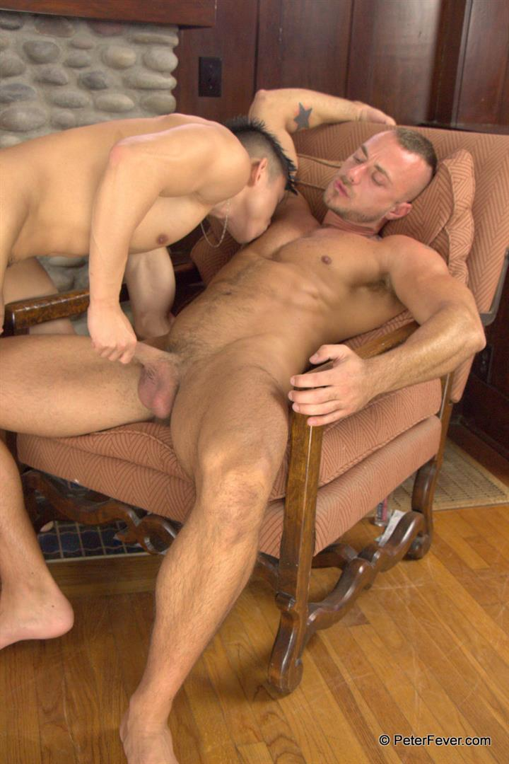 Peter Fever The Asiancy Peter Lee and Jessie Colter Big Cock Asian Guy Fucking White Muscle Guy Amateur Gay Porn 09 Big Asian Cock Stud Fucks A White Muscle Guy In His Bubble Butt