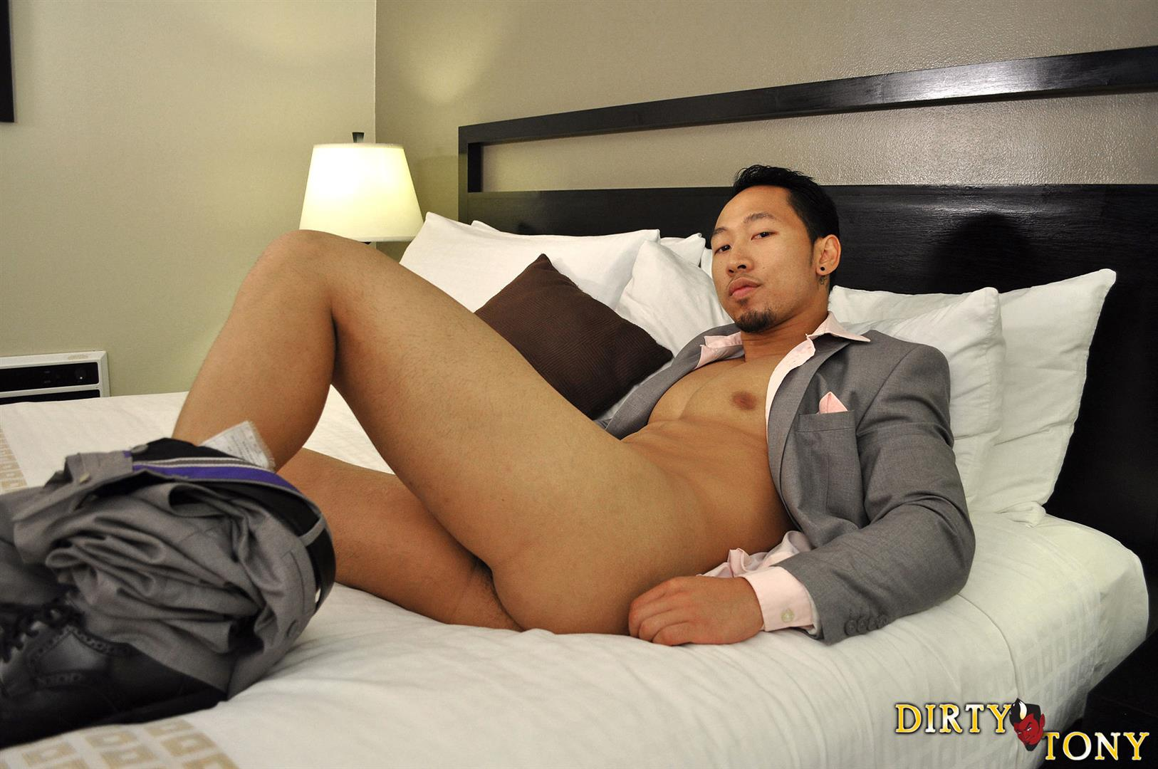 Dirty Tony Ryan Allen Asian Guy In Suit With A Big Asian Cock Jerk Off Amateur Gay Porn 03 Amateur Asian Guy In Business Suit Stroking His Huge Asian Cock