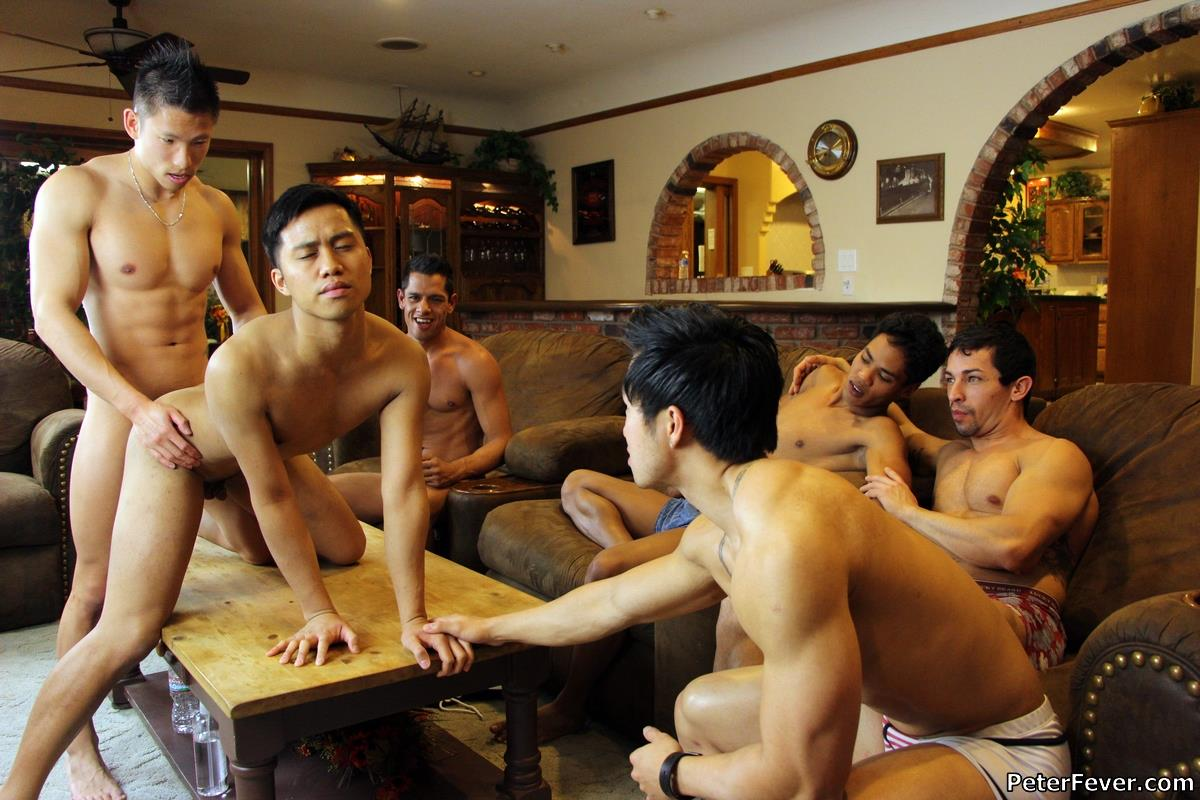 PeterFever Asian Guys With Big Asian Cocks Rimming and Fucking Amateur Gay Porn 01 Hung Asian Guys Rimming and Fucking With Big Asian Cocks