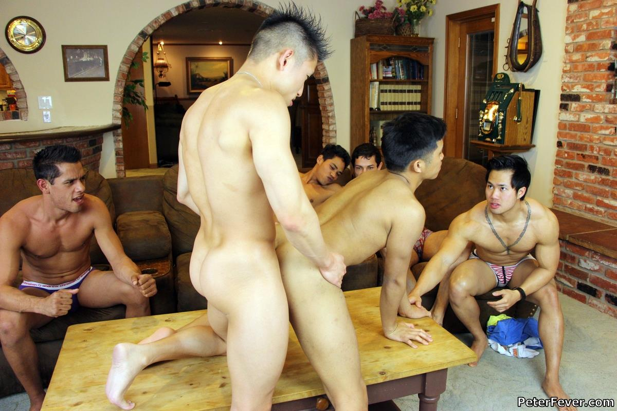 PeterFever Asian Guys With Big Asian Cocks Rimming and Fucking Amateur Gay Porn 02 Hung Asian Guys Rimming and Fucking With Big Asian Cocks