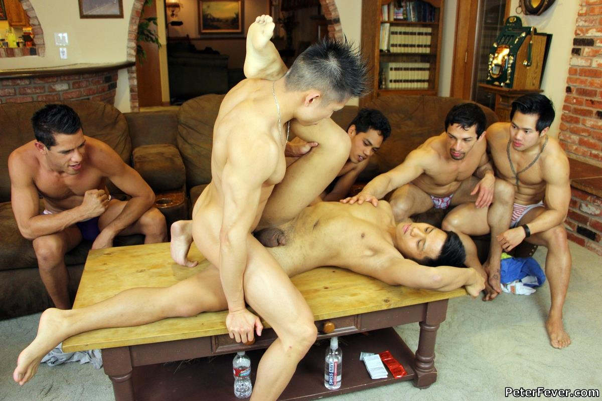 PeterFever Asian Guys With Big Asian Cocks Rimming and Fucking Amateur Gay Porn 03 Hung Asian Guys Rimming and Fucking With Big Asian Cocks