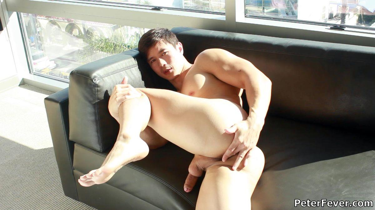 Peter Fever Peter Le Muscular Naked Chinese Guy With Big Uncut Cock Amateur Gay Porn 20 Muscular Asian Peter Le Jerking His Big Uncut Asian Cock