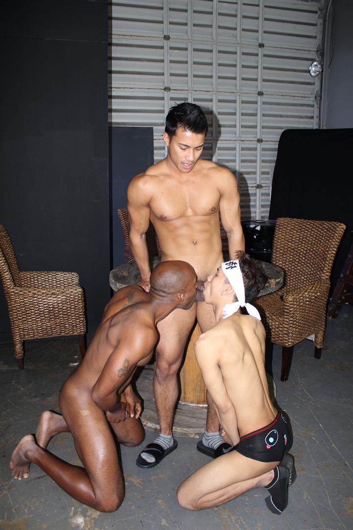 black und asian interracial sex