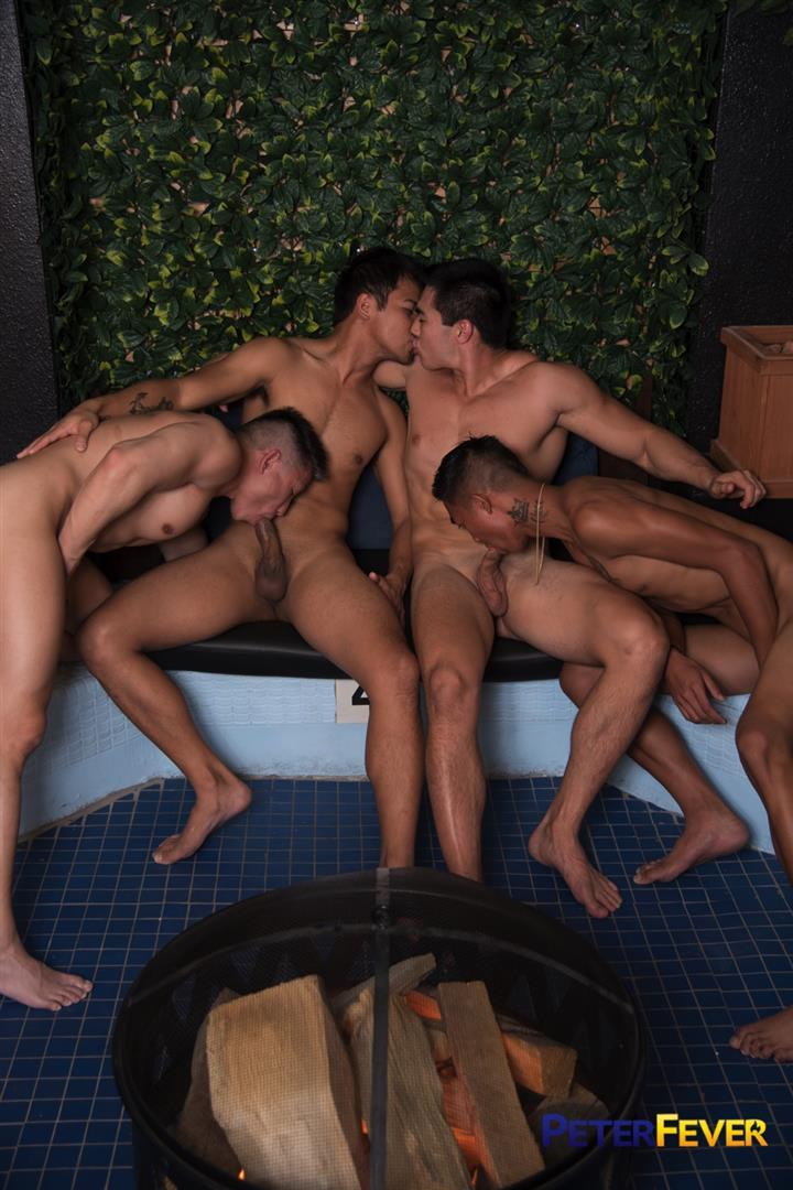 Peter-Fever-John-Rene-and-Alec-Cruz-and-Axel-Kane-and-Jessie-Lee-Big-Asian-Cocks-11 Impromptu Asian Orgy At An Asian Bathhouse